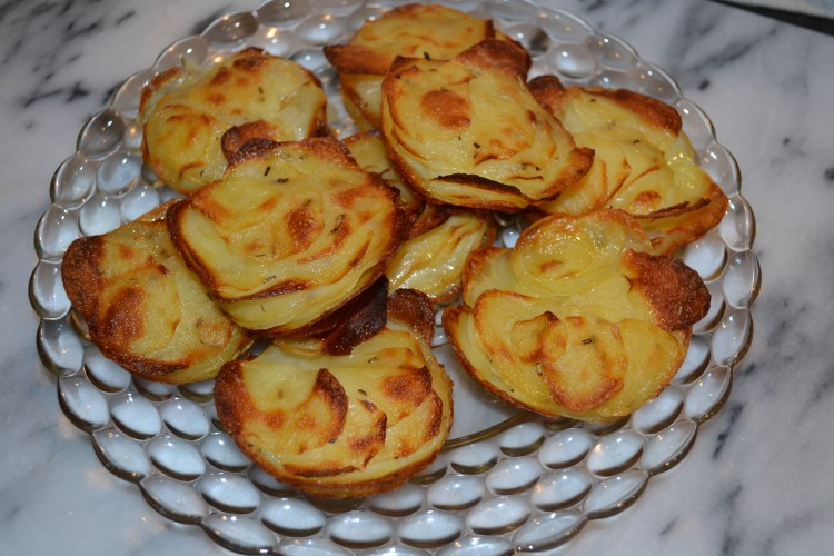 Aardappel koekjes