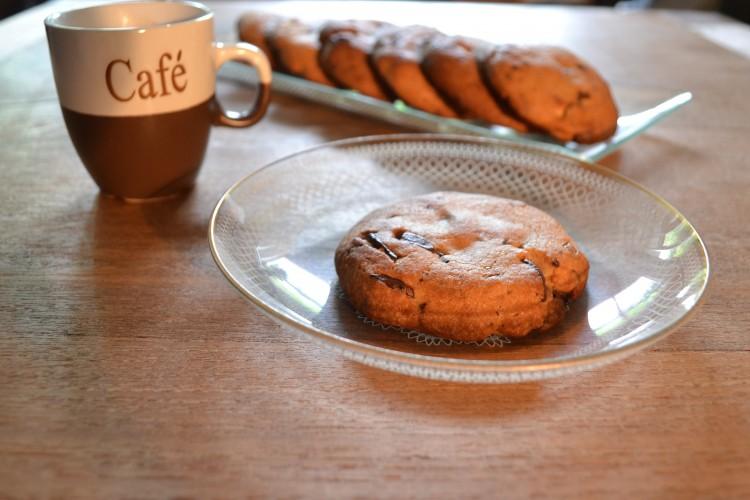 Tripple chocolat cookies